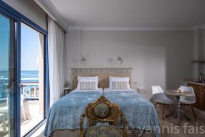Pyrgos Blue, Apartmanhotelek  Mália - big - 85