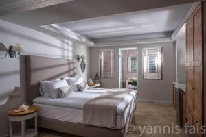 Pyrgos Blue, Apartmanhotelek  Mália - big - 81