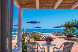 Pyrgos Blue, Apartmanhotelek  Mália - big - 79