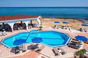 Pyrgos Blue, Apartmanhotelek  Mália - big - 75