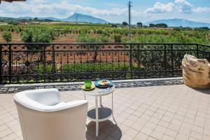 Regia Corte Home, Bed & Breakfast  Partinico - big - 16