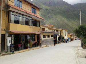 Hospedaje Urpicha, Guest houses  Ollantaytambo - big - 10