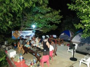 Kaengkrachan River Hut