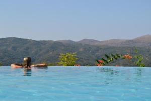 Country Hotel Velani, Hotel  Avdou - big - 34