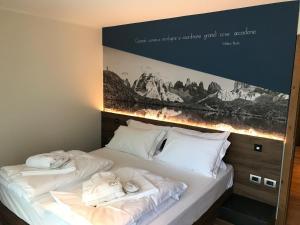 Dolomeet Boutique Hotel, Отели  Пинцоло - big - 49