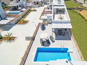 Blue Oyster Villas, Villas  Platanes - big - 50