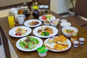 Hotel Kuretakeso Tho Nhuom 84, Hotely  Hanoj - big - 147