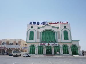 Hostels e Albergues - Al Majd Hotel