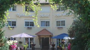 Hotel Am Wald - Beelitz Heilstätten