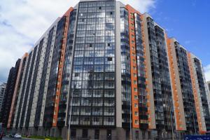 Apartment on Shuvalova