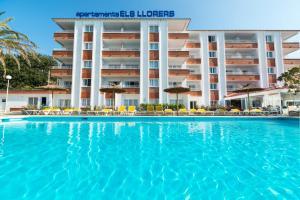 Apartaments Els Llorers, Апарт-отели  Льорет-де-Мар - big - 55
