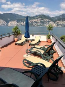 Hotel Antonella, Hotels  Malcesine - big - 29