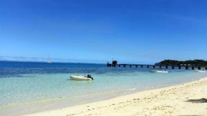Ratu Kini Backpackers and Dive Resort - Matamanoa Island