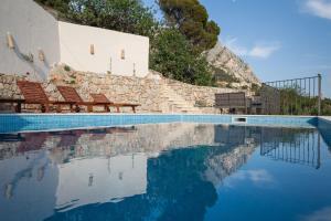Villa Ena, Case vacanze  Podgora - big - 27