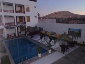 Hotel Hilroq II, Hotels  Ica - big - 64