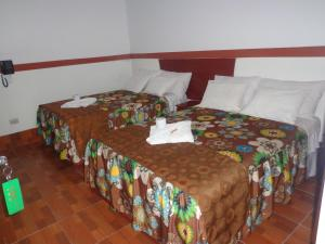 Hotel Hilroq II, Hotels  Ica - big - 43