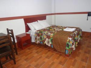Hotel Hilroq II, Hotels  Ica - big - 5