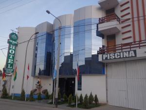 Hotel Hilroq II, Hotels  Ica - big - 46