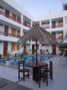Hotel Hilroq II, Hotels  Ica - big - 31