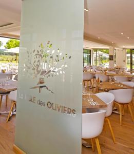 Le Clos des Oliviers Grimaud, Apartmanhotelek  Grimaud - big - 17