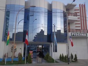 Hotel Hilroq II, Hotels  Ica - big - 67