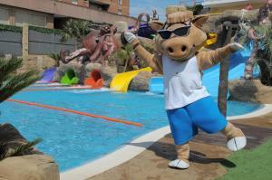 Evenia Olympic Garden, Hotely  Lloret de Mar - big - 19