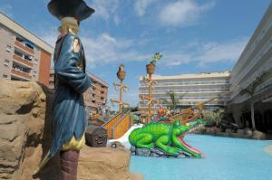 Evenia Olympic Garden, Hotely  Lloret de Mar - big - 18