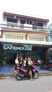 Safehouse Hostel, Hostelek  Pracsuap Khirikhan - big - 22