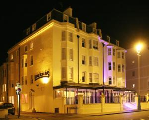 Legends Hotel - Brighton & Hove