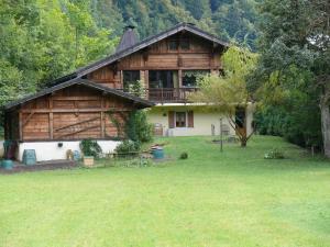 Magnifique chalet dans la vallée de Chamonix - Hotel - Servoz