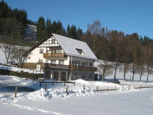 Pension-Gästehaus Waldhof, Vendégházak  Winterberg - big - 33