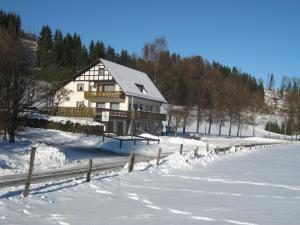 Pension-Gästehaus Waldhof, Vendégházak  Winterberg - big - 32