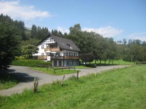 Pension-Gästehaus Waldhof, Vendégházak  Winterberg - big - 21