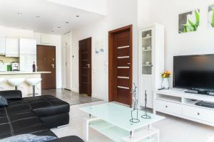 Apartament Dune-white