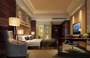 Riviera Hotel Ningbo, Hotely  Ningbo - big - 13