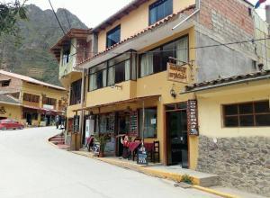 Hospedaje Urpicha, Guest houses  Ollantaytambo - big - 7