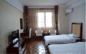 Hohhot Coco Apartment, Ferienwohnungen  Hohhot - big - 3