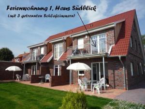 Haus-Suedblick-Wohnung-1 - Buttforde