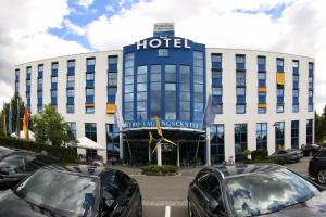 4 hvězdičkový hotel Transmar Travel Hotel Bindlach Německo