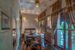Double Room Delacroix Riad & Spa Laurence Olivier
