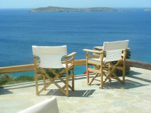 Villa Kalypso Andros Greece
