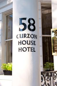 Curzon House Hotel, Penziony  Londýn - big - 21