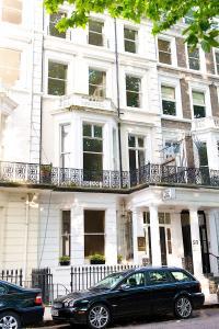 Curzon House Hotel, Penzióny  Londýn - big - 19