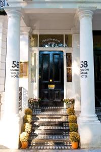 Curzon House Hotel, Penzióny - Londýn