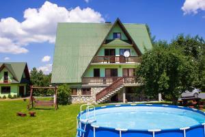 Hacjenda - Apartamenty i Pokoje Gościnne - Hotel - Czarna Góra