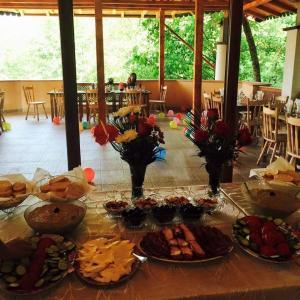 Pensiunea Casa Diaspora, Bed & Breakfast  Târgu Jiu - big - 74