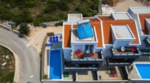4 star apartment Villa JASMINA Novalja Croatia