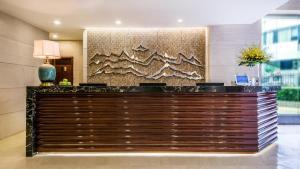 Springdale Serviced Residence Guangzhou, Apartmánové hotely  Kanton - big - 46