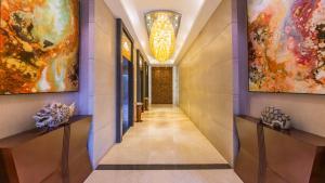 Springdale Serviced Residence Guangzhou, Apartmánové hotely  Kanton - big - 44