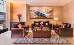 Springdale Serviced Residence Guangzhou, Apartmánové hotely  Kanton - big - 43